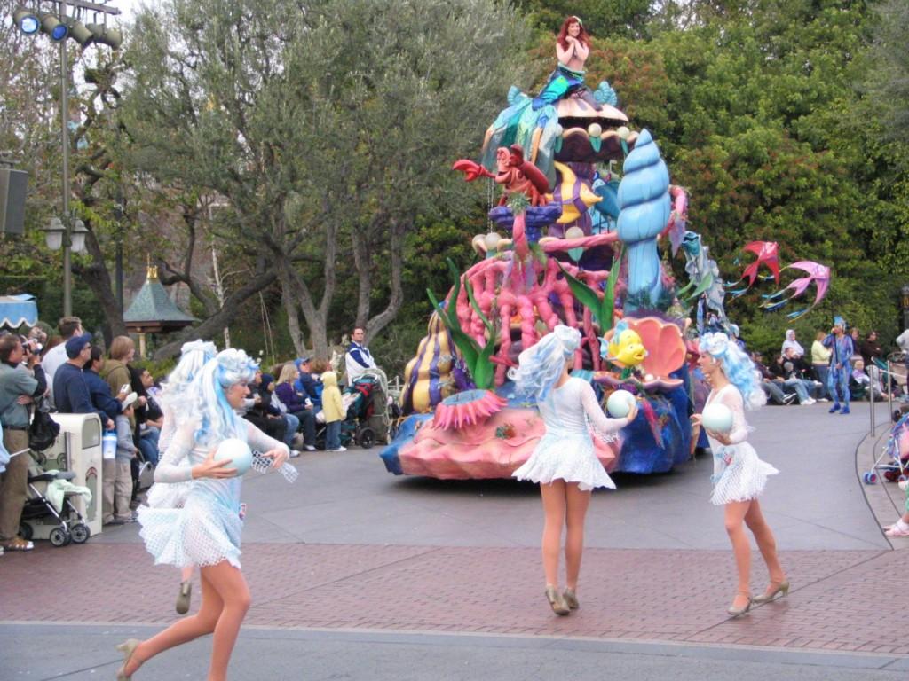 Disneyland and California Adventure Part 5: Ariel