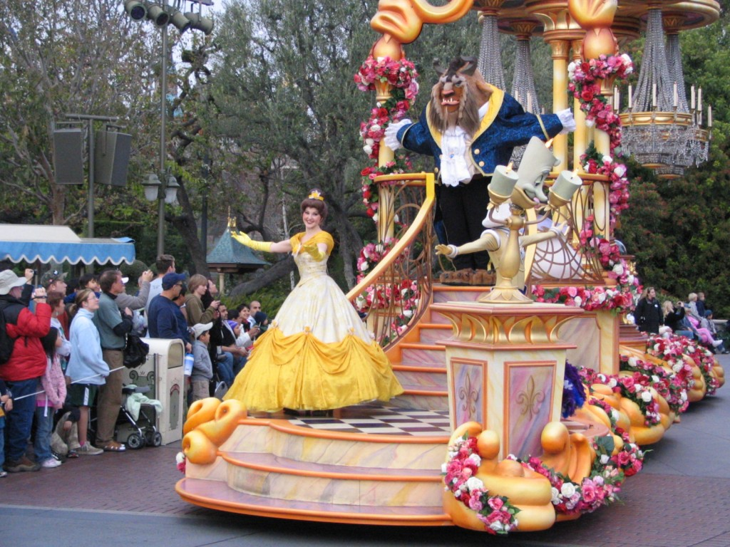 Disneyland and California Adventure Part 5: Beauty and the Beast
