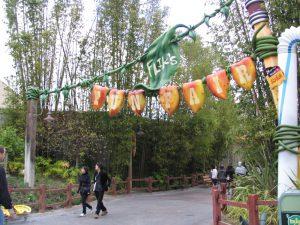 Disneyland and California Adventure Part 5: Flik's Fun Fair
