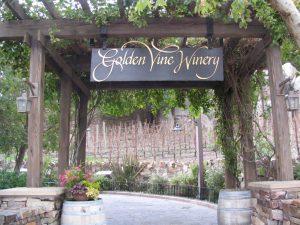 Disneyland and California Adventure Part 5: Golden Vine Winery