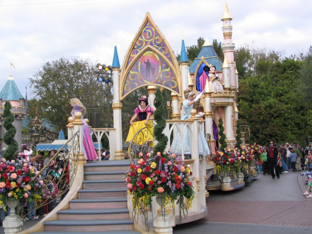Disneyland and California Adventure Part 5: Sleeping Beauty's Castle