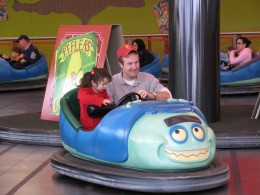 Disneyland and California Adventure Part 5: Tuck and Roll Drive 'em Buggies 3