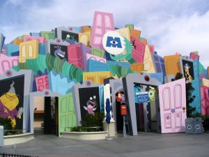 Disneyland and California Adventure Part 6: Monsters, Inc.