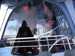 Disneyland and California Adventure Part 7: Darth descending