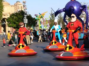 Disneyland and California Adventure Part 7: The Incredibles