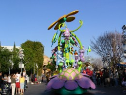 Disneyland and California Adventure Part 7: it's a bug's life