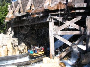 Disneyland and California Adventure Part 8: Grizzly River Run
