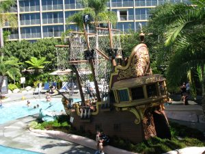 Disneyland and California Adventure Part 8: Pirate Ship