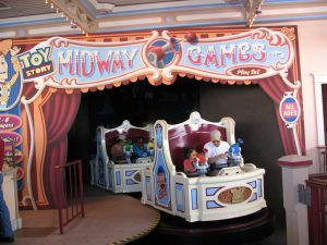Disneyland and California Adventure Part 8: Toy Story Midway Games