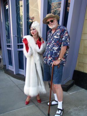 Disneyland and California Adventure Part 9: John Varley & Cruella