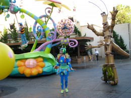 Disneyland and California Adventure Part 9: Toy Story Parade 2