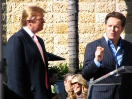 Donald & Mark Burnett