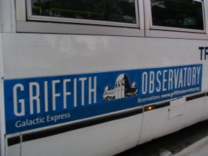 Griffith Observatory: Galactic Express