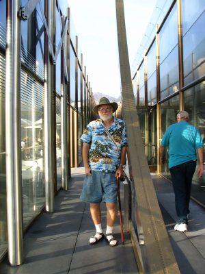 Griffith Observatory: John Varley