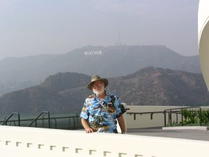 Griffith Observatory: John Varley, Hollywood sign
