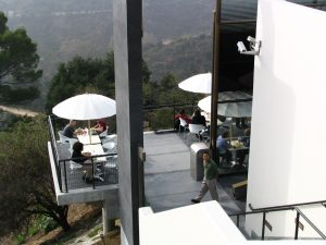Griffith Observatory: hanging out at Wolfgang's