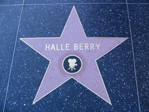 Halle Berry Star