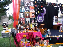 Hollywood Forever Day of the Dead: Album Covers
