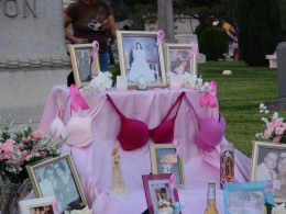 Hollywood Forever Day of the Dead: Brides & Bras