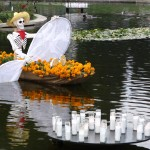 Hollywood Forever Day of the Dead: Calaca Boatman
