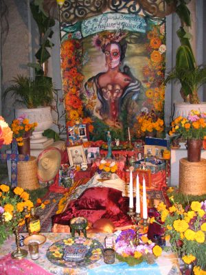 Hollywood Forever Day of the Dead: En Mi Figura