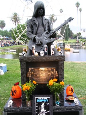 Hollywood Forever Day of the Dead: Johnny Ramone