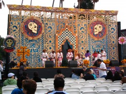 Hollywood Forever Day of the Dead: Main Stage