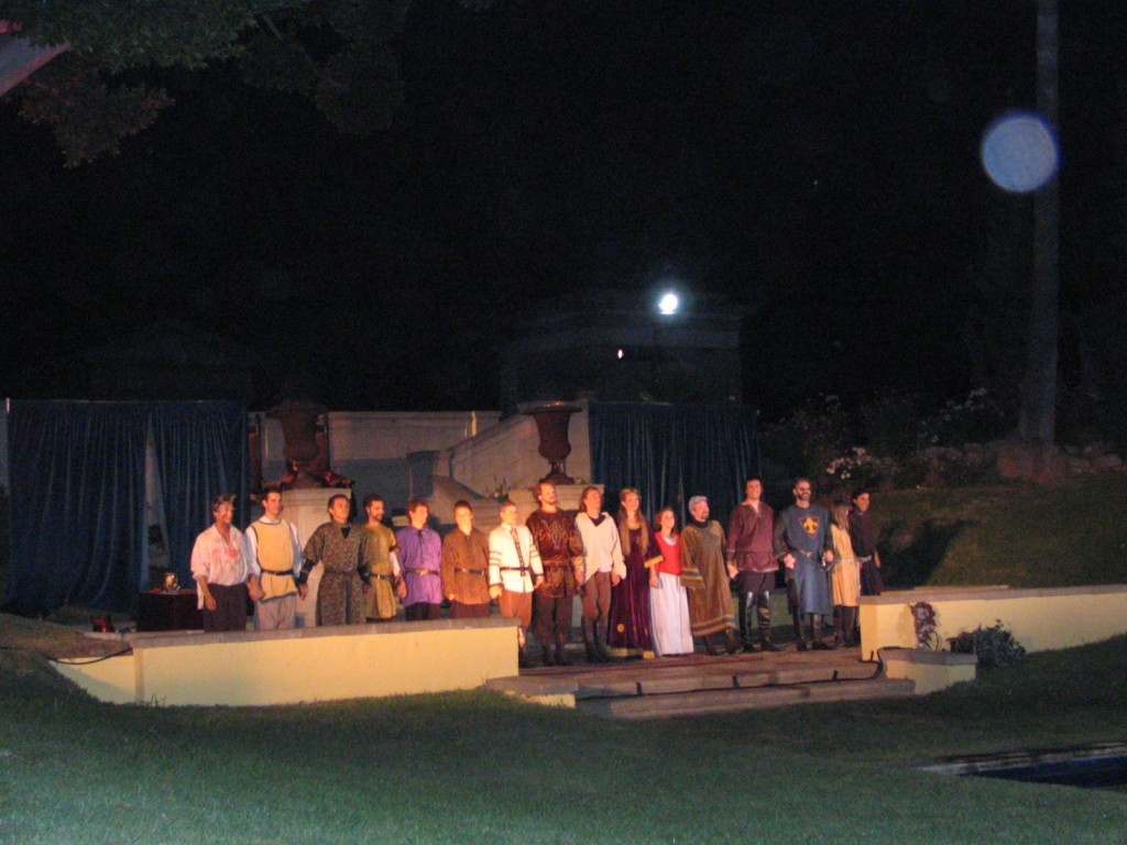 Hollywood Forever Hamlet: Curtain Call