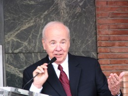 James Bacon: Tim Conway