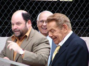 Jason Alexander, Johnny Grant, & Jerry Stiller
