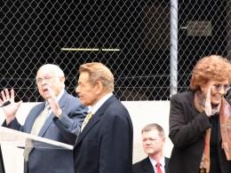 Johnny Grant, Jerry Stiller & Anne Meara