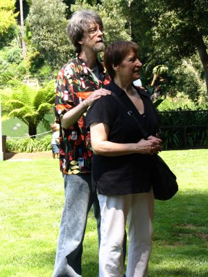 Lake Shrine: Spider & Jeanne Robinson 3