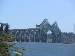 McCollough Bridge, North Bend OR