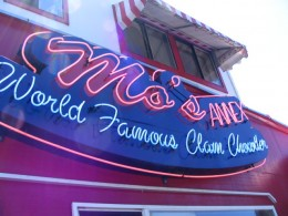 Mo's World Famous Clam Chowder