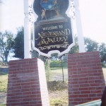 Neverland Ranch entrance 2