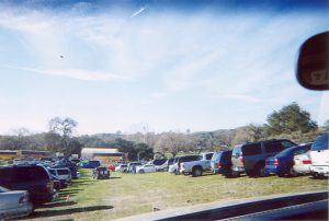 Neverland Ranch parking lot 1