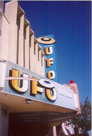 Roswell NM UFO Museum