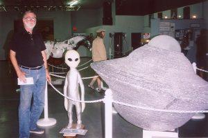 Roswell NM UFO Museum: John Varley 2