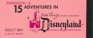 Walt Disney Treasures Secrets Stories Magic: 15 Adventures in Disneyland