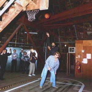 Walt Disney Treasures Secrets Stories Magic: Matterhorn basketball