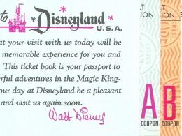 Walt Disney Treasures Secrets Stories Magic: Welcome to Disneyland