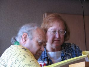 Westercon: Charles Brown & Connie Willis