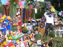 Day of the Dead 2008: altar 5