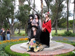 Day of the Dead 2008: bff x 4