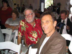 Rudolph Valentino 2008: John Varley and Obama supporter