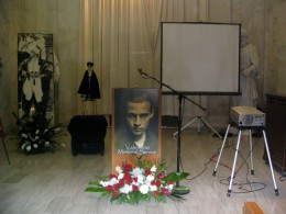 Rudolph Valentino 2008: The Stage