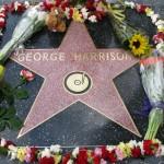George Harrison Hollywood Star