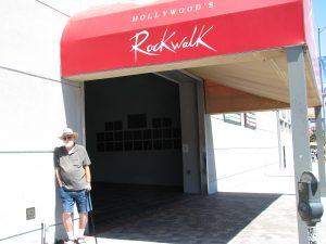 John Varley Guitar City Rockwalk
