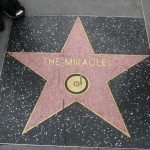 The Miracles Hollywood Star