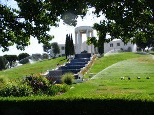 Al Jolson fountain